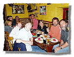 Photo of the group in Ned Natterjack's pub